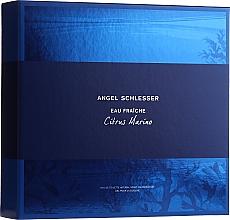 Kup Angel Schlesser Eau Fraiche Citrus Marino - Zestaw (edt 100 ml + sh/gel 150 ml)