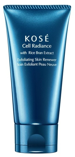 Peeling do twarzy - KOSE Rice Power Extract Cell Radiance Exfoliating Skin Renewer — фото N1