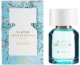 Kup Zlatan Ibrahimovic Supreme Pour Femme - Woda toaletowa