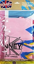 Kup Ochronny fartuch, różowy - Ronney Professional Hairdressing Apron Pink