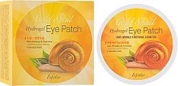 Kup Hydrożelowa płatki pod z filtratem ze śluzu ślimaka - Esfolio Gold Snail Hydrogel Eye Patch