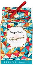 Kup Świeca zapachowa w słoiku Wiciokrzew - Song of India Honeysuckle Candle