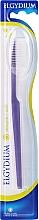 Kup PRZECENA! Miękka szczoteczka do zębów, fioletowa - Elgydium Classic Soft Toothbrush*