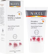 Kup Odżywczy krem do twarzy z różą - Nikel Nourishing Cream With Rose