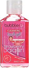 Kup Antybakteryjny żel do rąk Truskawkowe daiquiri - Bubble T Cleansing Hand Gel Strawberry Daiquiri