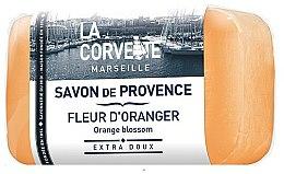 Kup Mydło w kostce Kwiat pomarańczy - La Corvette Provence Soap Orange Blossom