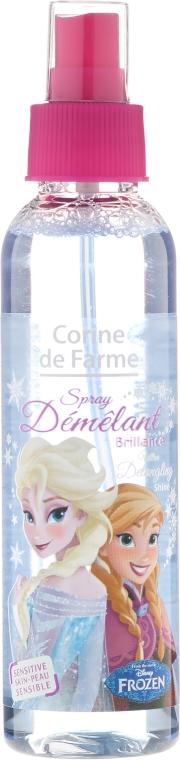 Spray ułatwiający rozczesywanie włosów - Corine de Farme Frozen Spray