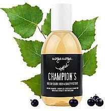 Kup Naturalny szampon i żel pod prysznic Champion's dla mężczyzn - Uoga Uoga Shampoo-Shower Gel
