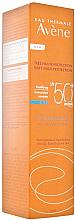 Kup Krem przeciwsłoneczny do twarzy SPF 50+ - Avène Solaires Cleanance Sun Care