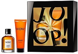 Kup Joop! Wow! - Zestaw dla mężczyzn (edt 60 ml + sh/gel 75 ml)
