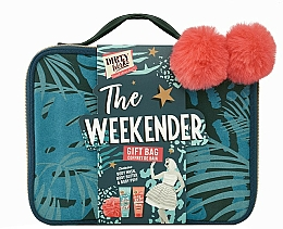 Kup Zestaw - Dirty Works The Weekender Gift Bag (sh/gel/200ml + b/lot/200ml + acc)