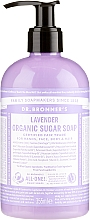 Kup Mydło w płynie Lawenda - Dr. Bronner's Organic Sugar Soap Lavender