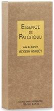 Alyssa Ashley Essence de Patchouli - Woda perfumowana — фото N2