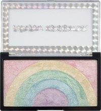 Kup Tęczowy rozświetlacz do twarzy - Makeup Revolution Rainbow Highlighter