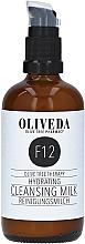 Kup Nawilżające mleczko do mycia twarzy - Oliveda F12 Cleansing Milk Hydrating