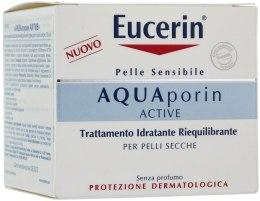 Kup Intensywnie nawilżający krem do twarzy - Eucerin AquaPorin Active Deep Long-lasting Hydration For Dry Skin