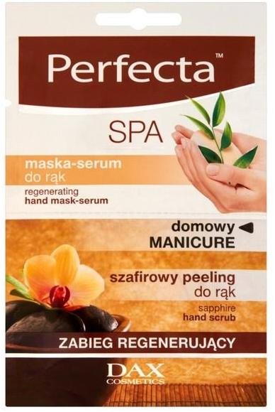 Zabieg regenerujący do rąk - Perfecta Spa