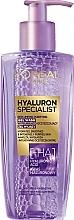 Kup Wypełniająco-oczyszczający żel myjący do twarzy - L'Oreal Paris Hyaluron Expert