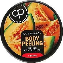 Kup Ujędrniający peeling do ciała Melon - Cosmepick Body Peeling Melon Cantaloupe