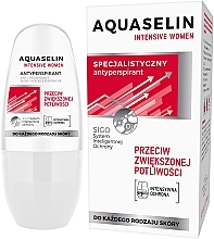 Kup Specjalistyczny antyperspirant w kulce - Aquaselin Intensive Women