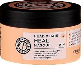 Kup Kojąca maska przeciwłupieżowa do włosów - Maria Nila Head & Hair Heal Masque