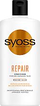 Kup Odżywka do włosów suchych i zniszczonych - Syoss Repair Conditioner