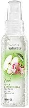 Kup Mgiełka do ciała Jabłko i wiciokrzew - Avon Naturals Spray Fresh Apple&Honeysuckle