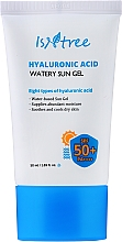 Kup Żel do opalania z kwasem hialuronowym - Isntree Hyaluronic Acid Watery Sun Gel SPF 50+ PA++++