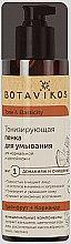 Kup Tonizująca pianka do mycia skóry normalnej i dojrzałej - Botavikos Tone & Elasticity