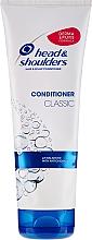 Kup Przeciwłupieżowa odżywka z antyoksydantami do włosów normalnych - Head & Shoulders Conditioner Classic