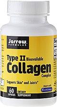 Kup Kolagen typu 2 na zdrową skórę i stawy - Jarrow Formulas Type II Collagen Complex