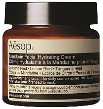 Kup Nawilżający krem do twarzy - Aesop Mandarin Facial Hydrating Cream