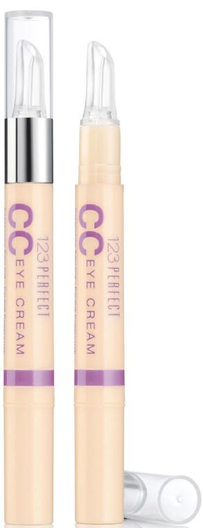 Korektor do skóry wokół oczu - Bourjois 123 Perfect CC Eye Cream