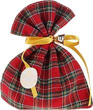 Kup Aromatyczny woreczek, szkocka krata, eukaliptus - Essencias De Portugal Tradition Charm Air Freshener