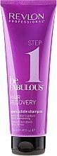 Kup Szampon głęboko oczyszczający włosy i skórę głowy - Revlon Professional Be Fabulous Hair Recovery Open Cuticle Shampoo