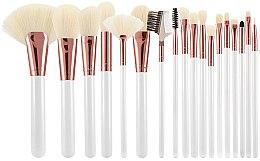Zestaw pędzli do makijażu, 18 szt. - Tools For Beauty — фото N1
