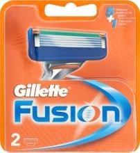 Kup Wymienne wkłady do maszynki, 2 szt. - Gillette Fusion
