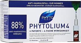 Kup Ampułki przeciw wypadaniu włosów - Phyto Phytolium 4