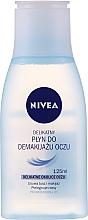 Kup Delikatny płyn do demakijażu oczu - Nivea Visage Eye Makeup Remover Lotion