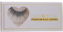 Sztuczne rzęsy - Lash Brow Premium Silk Lashes All Night Long — фото N1