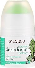 Kup Naturalny dezodorant ziołowy w kulce - Sylveco
