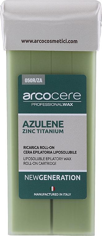 Wosk do depilacji - Arcocere Azulene Wax — фото N1