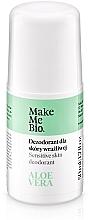Kup Naturalny dezodorant z wyciągiem z aloesu - Make Me Bio Deo Natural Roll-On