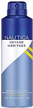 Kup Nautica Voyage Heritage - Dezodorant w sprayu do ciała