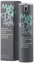 Kup Serum do okolic oczu - Dr. Spiller Manage Your Skin Effective Eye Contour Serum