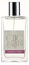 Kup PRZECENA! Odświeżacz powietrza - Chic Parfum Lavanda E Tiglio Spray *