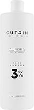 Kup Utleniacz do włosów 3% - Cutrin Aurora Color Developer