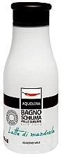 Kup Płyn do kąpieli Mleczko migdałowe - Aquolina Bath Foam Almond Milk