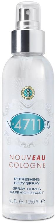 Maurer & Wirtz 4711 Nouveau Cologne - Dezodorant — фото N1