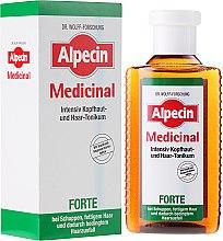 Kup Intensywny tonik przeciw łupieżowi oraz wypadaniu włosów - Alpecin Medicinal Forte